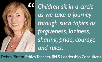 Our Curriculum – Ethics education for children