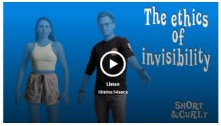Invisibility podcast