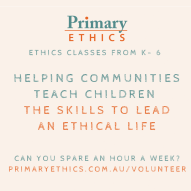 Communities teaching children ethical life