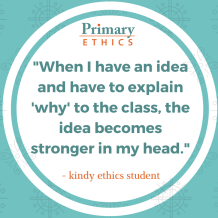 Become An Ethics Teacher Ethics Education For Children
